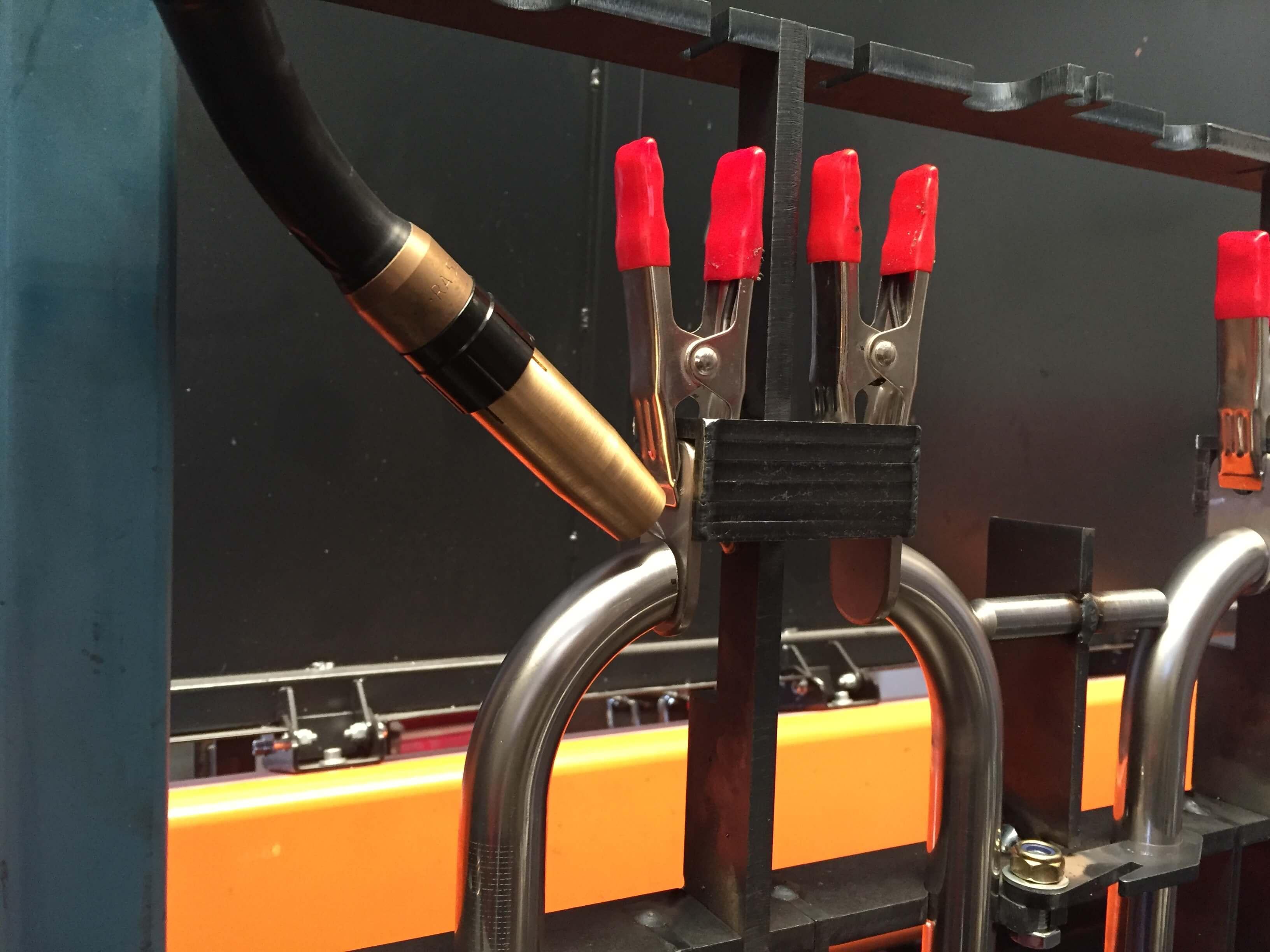 Robotic Welding by OzTech Welding